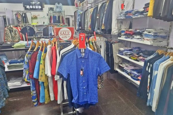 clearance sales 2